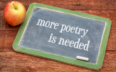 Poetry activities to support reading skills
