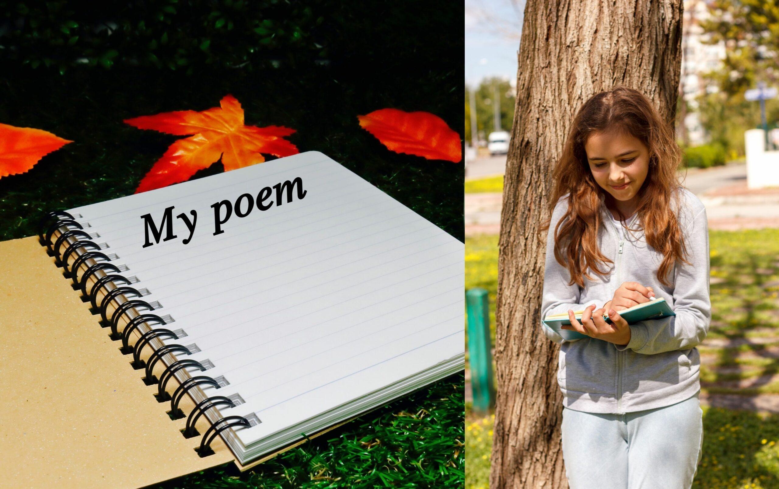 My poem child writes poem photo 1080x678